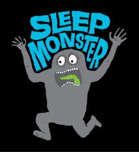 Sleep monster attacks! (Source: Chris Piascik)