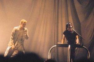 Duet on their 1994 tour