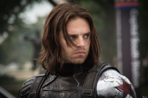Also a plus: Bucky is MUCH hotter with long, tousled locks. Source.