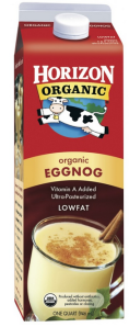 Uh, seriously, how about some nutmeg? That's the WHOLE POINT. Also, low fat? Why? WHYYYYY?