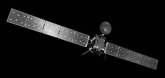 Why, here's Rosetta now. (Source)